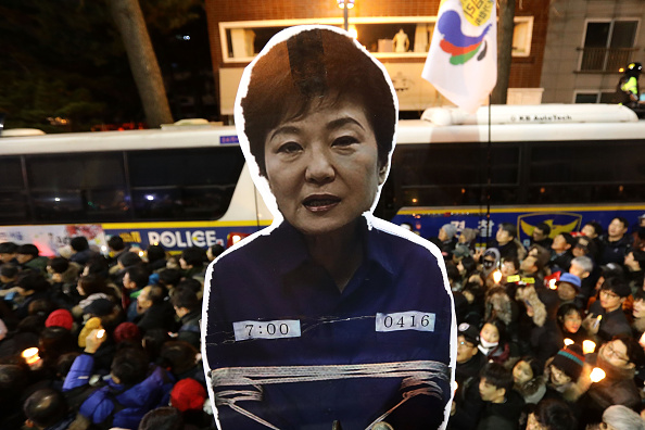South Korea「Rally Against President Park Continues In Seoul」:写真・画像(6)[壁紙.com]