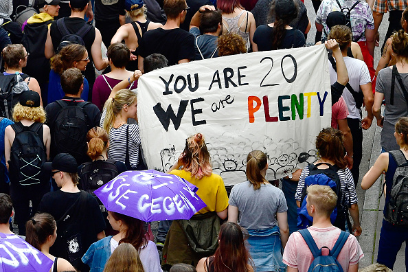 Tranquility「Protesters March During The G20 Summit」:写真・画像(18)[壁紙.com]