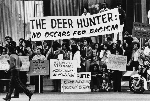 "Movie「""Deer Hunter"" Controversy Hits Academy Awards」:写真・画像(2)[壁紙.com]"