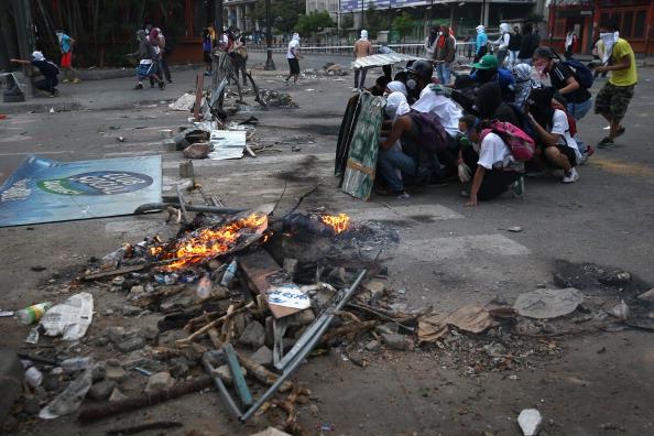 Latin America「Venezuela Tense As Unrest Over President Maduro's Government Continues」:写真・画像(17)[壁紙.com]