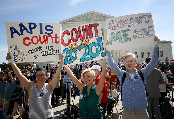 Washington DC「Supreme Court Considers Whether Trump Administration Can Include Citizenship Question On Census」:写真・画像(10)[壁紙.com]