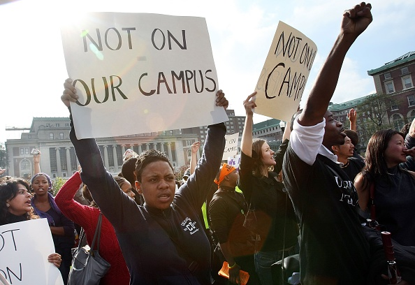 Protestor「Students Plan Walkout At Columbia University」:写真・画像(14)[壁紙.com]