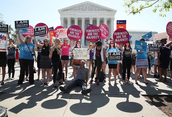 アメリカ合州国「Supreme Court Prepares To Hand Down Opinions On Landmark Cases」:写真・画像(12)[壁紙.com]