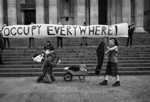 Tom Stoddart Archive「Occupy London」:写真・画像(14)[壁紙.com]