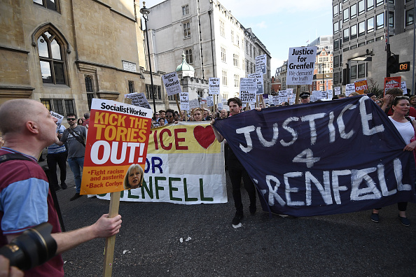 Dozen「Mounting Despair And Anger As Residents Of Grenfell Tower Seek Answers」:写真・画像(12)[壁紙.com]