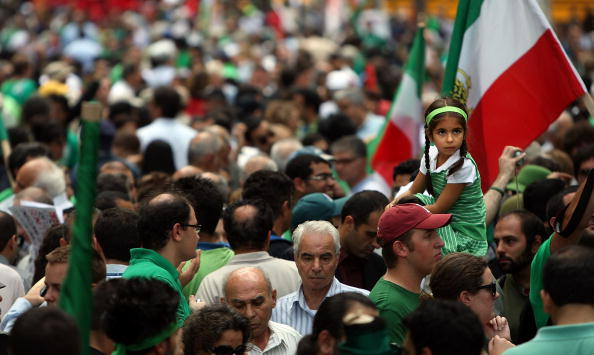 Iranian Culture「Protests Erupt Outside United Nations On First Day Of General Assembly」:写真・画像(4)[壁紙.com]