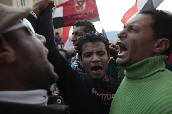Giles「Demonstrations In Cairo Follow Football Stadium Deaths」:写真・画像(14)[壁紙.com]