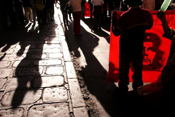 Shadow「Demonstrations in Bolivia Continue, Turn Violent」:写真・画像(13)[壁紙.com]