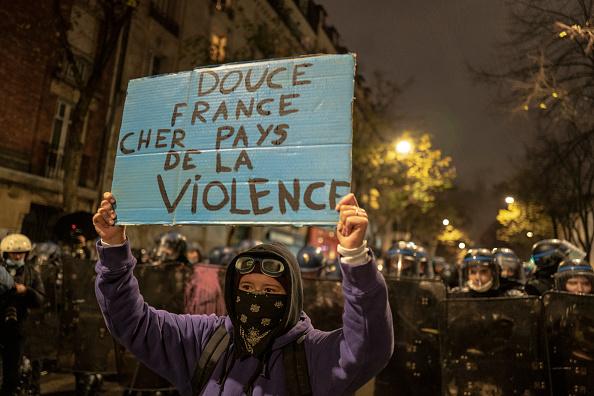 Veronique de Viguerie「Protests Continue Over Proposed Security Law」:写真・画像(7)[壁紙.com]