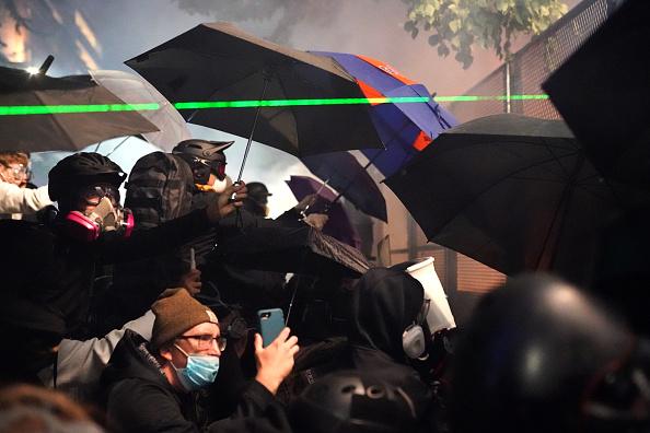 Oregon - US State「Feds Attempt To Intervene After Weeks Of Violent Protests In Portland」:写真・画像(19)[壁紙.com]