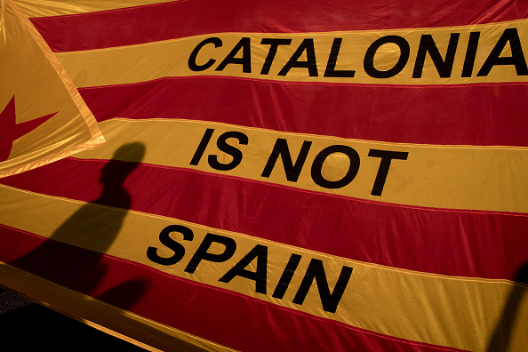Catalonia「Aftermath Of The Catalonian Independence Referendum」:写真・画像(4)[壁紙.com]