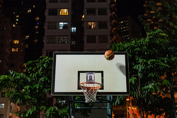 Basket「Anti-Government Protests Continue in Hong Kong」:写真・画像(0)[壁紙.com]