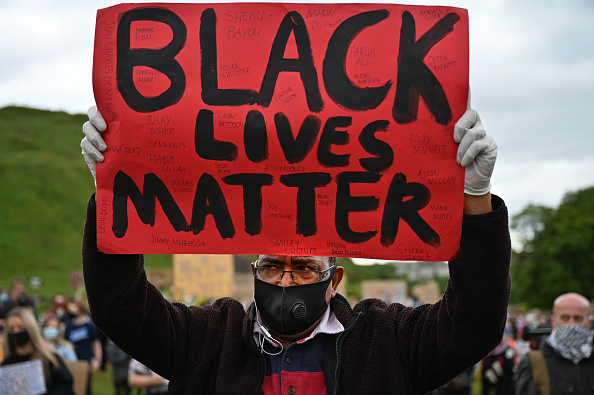 Social Movement「Black Lives Matter Movement Inspires Demonstrations In UK」:写真・画像(4)[壁紙.com]