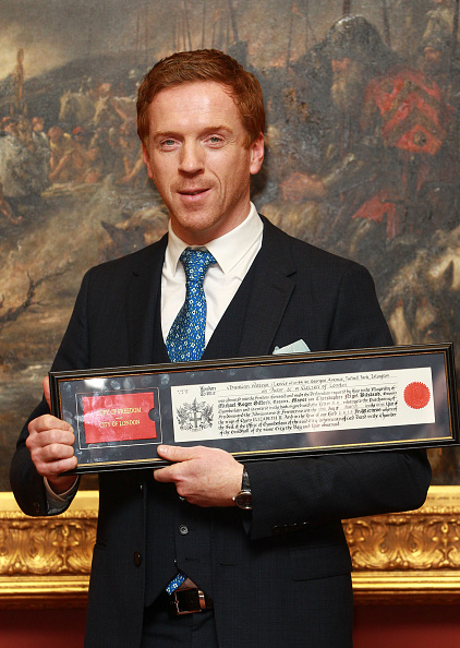 Fred Duval「Damian Lewis Is Awarded The Freedom Of The City Of London」:写真・画像(10)[壁紙.com]