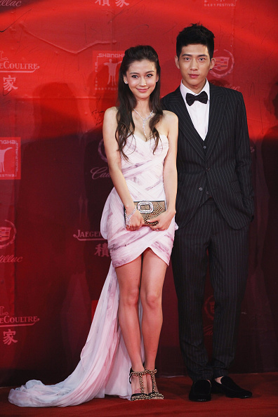 Angelababy「14th Shanghai International Film Festival - Opening Ceremony」:写真・画像(3)[壁紙.com]