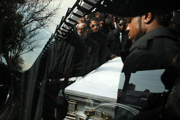 Methodist「Funeral Held For Unarmed Bronx Teen Ramarley Graham Shot By NYPD Officer」:写真・画像(7)[壁紙.com]