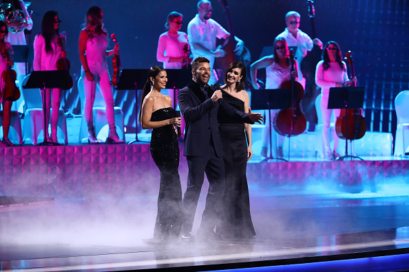 Rich Fury「20th Annual Latin GRAMMY Awards - Show」:写真・画像(14)[壁紙.com]