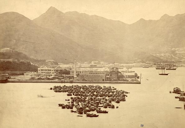 Mountain「Hong Kong Harbour 」:写真・画像(14)[壁紙.com]