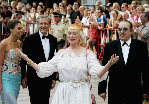 クラシック音楽家「Richard-Wagner-Festival Opens In Bayreuth」:写真・画像(5)[壁紙.com]