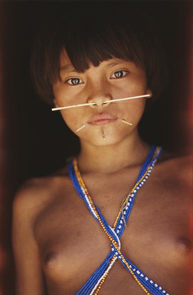Shoulder「Yanomami Girl」:写真・画像(10)[壁紙.com]