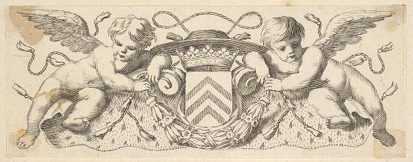 Patriotism「Two Cherubs With The Arms Of Cardinal Richelieu」:写真・画像(4)[壁紙.com]