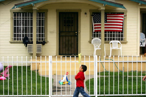Residential District「California Town A 'Sanctuary' For Illegal Immigrants」:写真・画像(3)[壁紙.com]