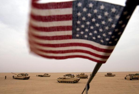 Iraq「U.S. Army Train Near Iraqi Border」:写真・画像(18)[壁紙.com]