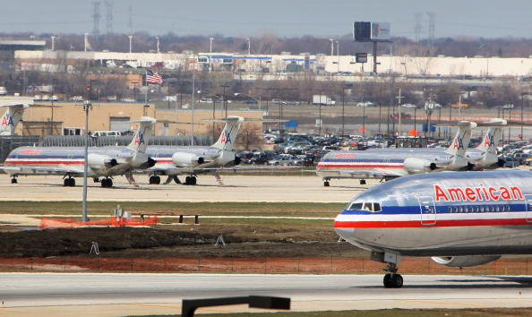 O'Hare Airport「American Airlines Cancels 850 Flights」:写真・画像(19)[壁紙.com]