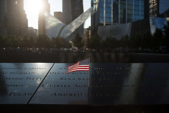 Memorial Event「16th Annual Commemoration Ceremony Held At WTC Site For 9/11 Terror Victims」:写真・画像(1)[壁紙.com]