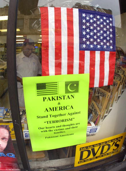 Patriotism「Pakistanis In Chicago Supporting America」:写真・画像(3)[壁紙.com]