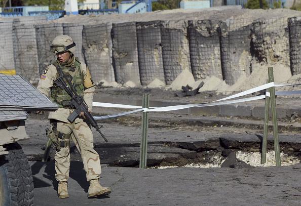 Chris Hondros「Aftermath of Attack in Karbala」:写真・画像(17)[壁紙.com]