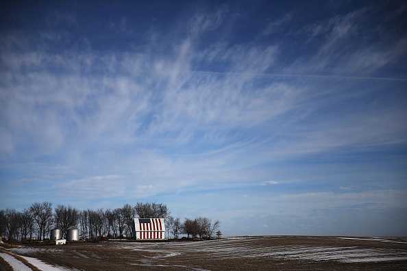 Barn「Iowa: The First Battleground For The 2016 Presidential Nomination」:写真・画像(9)[壁紙.com]