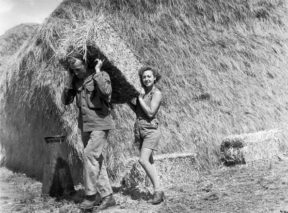2人「Making Hay」:写真・画像(16)[壁紙.com]