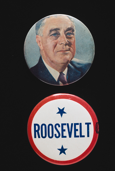 Franklin Roosevelt「US Election Badge」:写真・画像(13)[壁紙.com]