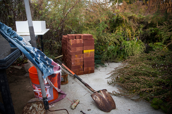 Graham Storm「Two Year Anniversary Of Hurricane Sandy In New York」:写真・画像(0)[壁紙.com]