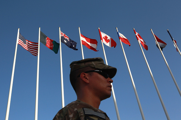 Bagram Air Base「U.S. Soldiers Commemorate 9/11 Anniversary At Bagram Air Field」:写真・画像(15)[壁紙.com]