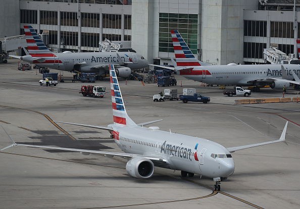 Commercial Airplane「Boeing 737 MAX 8 Planes Face Renewed Scrutiny After Second Crash In 5 Months」:写真・画像(4)[壁紙.com]