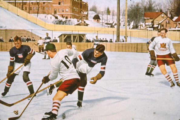オリンピック「Canada Versus USA」:写真・画像(8)[壁紙.com]