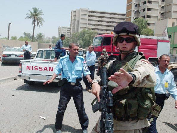 Iraqi Governing council「Carbombs Hit Baghdad As New President Is Named」:写真・画像(6)[壁紙.com]