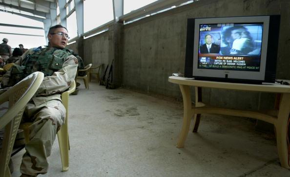 Samarra - Iraq「Saddam Captured」:写真・画像(18)[壁紙.com]