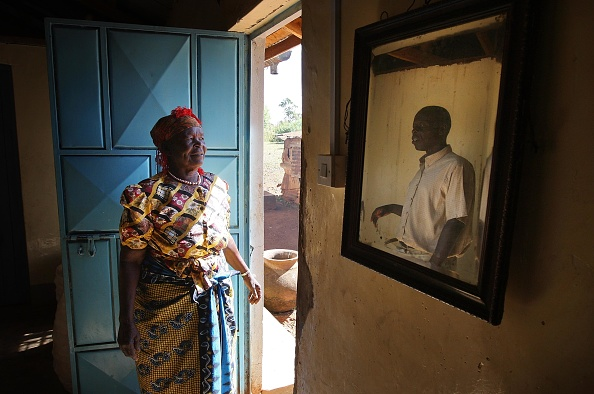 Kogelo「Barak Obama's Family Roots In Western Kenya」:写真・画像(1)[壁紙.com]