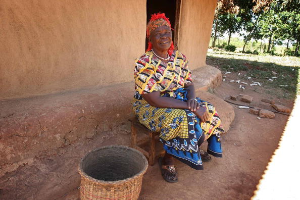 Sarah Obama「Barak Obama's Family Roots In Western Kenya」:写真・画像(2)[壁紙.com]