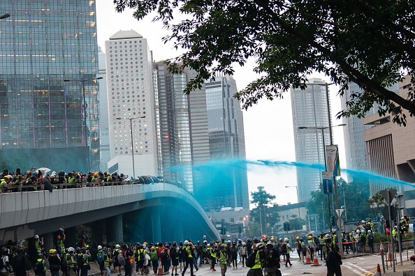 Politics「Unrest In Hong Kong During Anti-Government Protests」:写真・画像(17)[壁紙.com]