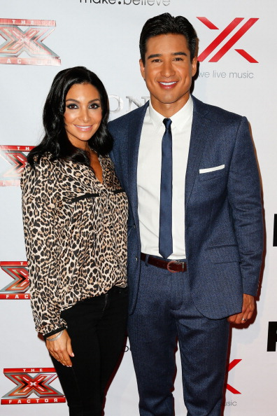 "Mario Lopez「Fox's ""The X Factor"" Viewing Party - Arrivals」:写真・画像(19)[壁紙.com]"