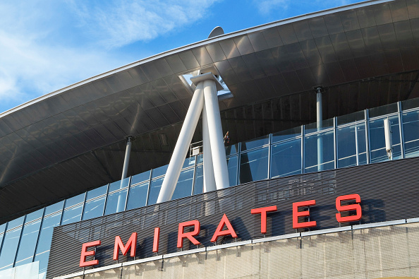 2009「UK The Emirates Stadium home of Arsenal FC in Highbury, London」:写真・画像(4)[壁紙.com]