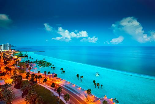 Gulf Coast States「Clearwater Beach, Florida」:スマホ壁紙(19)