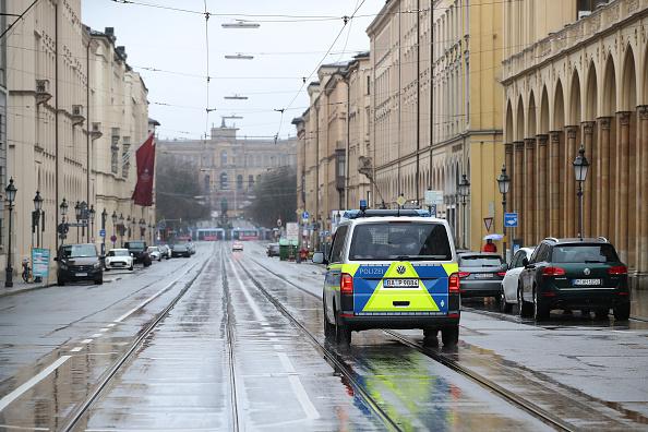 Magnet「Bavaria Starts Dawn-To-Dusk Curfew As Measure To Slow Coronavirus Spread」:写真・画像(0)[壁紙.com]