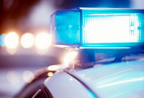 Emergency Light「Police car lights」:スマホ壁紙(15)
