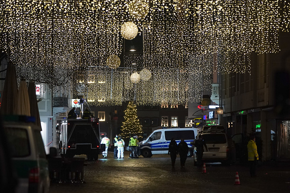 Trier「Driver Kills Two In Trier, Injures More, In Apparent Attack」:写真・画像(5)[壁紙.com]