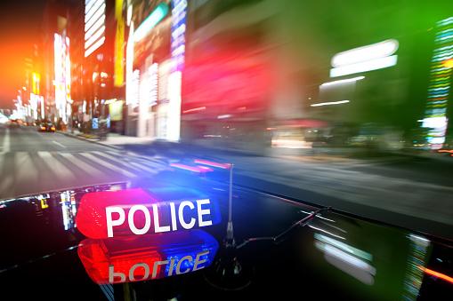 Emergency Services Occupation「police car」:スマホ壁紙(8)